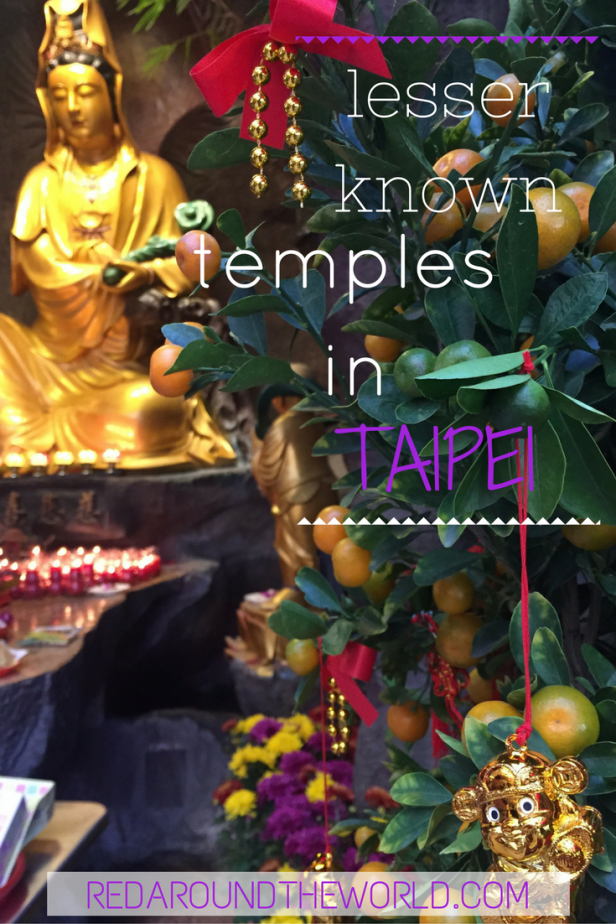 TEMPLES IN TAIPEI