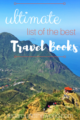 ultimate list of travel books