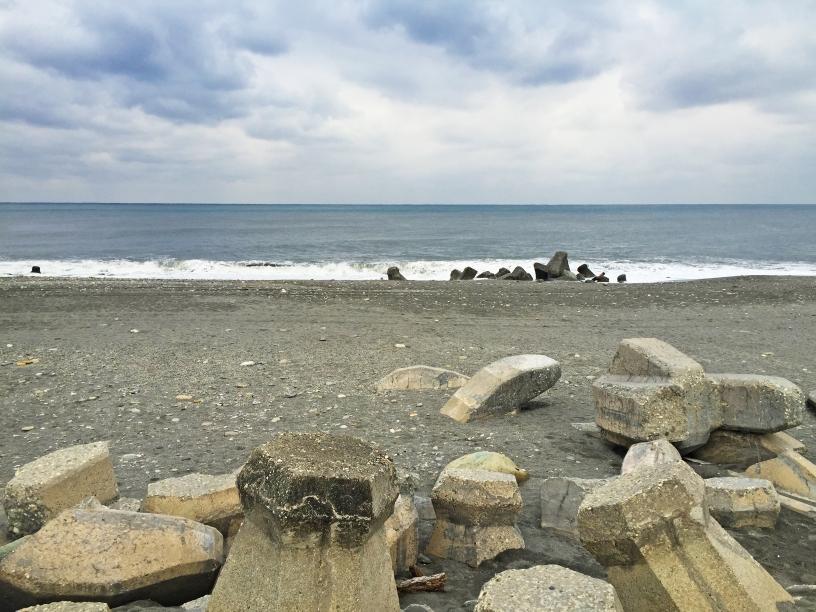 beach in taitung taiwan